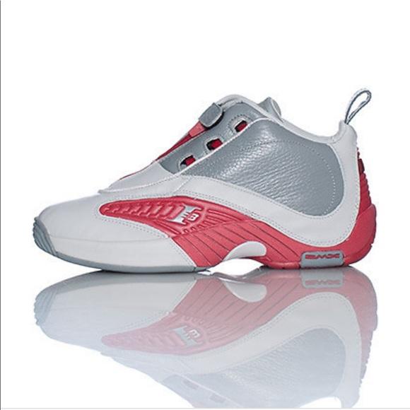 5ad002e7e1d55d Reebok Answer IV Mid Sneaker (Iverson). M 5be50c8134a4ef477c5e959e